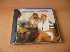 CD Klaus & Klaus - Schwer ist der Beruf - 1986 incl. Viva la Mexico + Da sprach