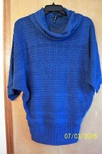 Ladies NEW DIRECTIONS Cowl Neck Sweater - NWT - Size Large