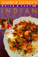 Madhur Jaffrey's Quick and Easy Indian Cookery (Quick & easy cookery), Madhur Ja