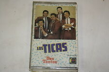 Los Ticas Dos Tontos (Audio Cassette Sealed)