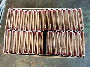 Objet quotidien Vintage Coffret de 50 Boites Allumettes SEITA 1985 Neuves Noires