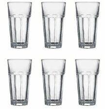 Set Long Drink Glass 0,36 L 6 Piece Cocktail Glass Drinking Glass Caipirinha Caipi Beer