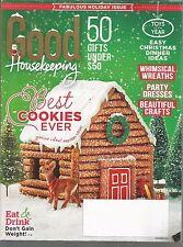 Good Housekeeping December 2014 Best Cookies/Whimsical Wreaths/Easy Dinner