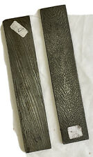Handmade Damascus billet bar for knife making supplies 20*4 CMs 4 Mm Approx