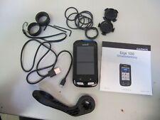Garmin Edge 1000 GPS-Radcomputer mit 3'' (7,6 cm) Touchscreen Händler Y04036