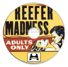 Reefer Madness DVD (1936) Original Title:Tell Your Children Marihuana Movie/Film
