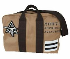 RED CANOE NAA P-51 FLIGHT DUFFEL BAG FREE SHIPPING