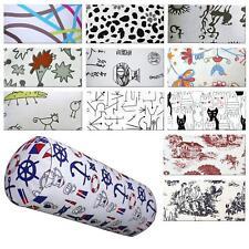 Bolster Cover*Off White Cotton Canvas Neck Roll Yoga Massage Pillow Case*AL3