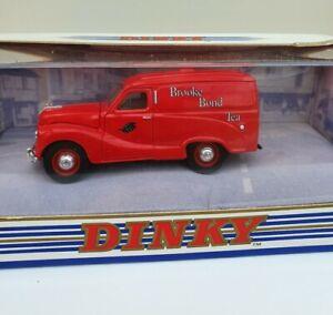 Dinky .. Matchbox 1:43 Brooke Bond Tea 1953 Austin A40 .. Boxed .. Vgc