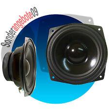 Dynavox 130mm Basslautsprecher 4 Ohm Tieftöner Lautsprecher 130 mm Bassbox BASS