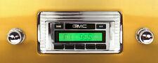 1947-1953 Gmc Pickup Truck Am Fm Stereo Radio Usa-230 200 watts mp3 Aux input _ (Fits: Truck)