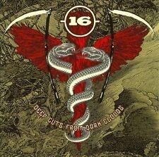 16 - Deep Cuts from Dark Clouds (CD, Apr-2012, Relapse) Doom/Sludge Metal, NEW