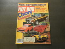 Hot Rod Jan 1983 How To Narrow Rear Ends (Get Her On The Exercise Bike) ID:21355