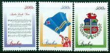 ARUBA UITGAVE 2016 NATIONALE SYMBOLEN POSTFRIS.