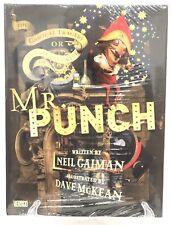Mr. Punch 20th Anniversary Edition Neil Gaiman Vertigo Comics Hc New Sealed