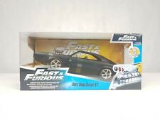 Jada - 97174 - Fast and Furious - Dom's Dodge Charger R/T - Scale 1/24 - Black