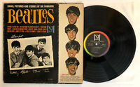 Songs, Pictures And Stories Of The Fabulous Beatles - 1964 Gatefold Mono (VG+)
