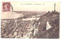 CPA 76 - LE TREPORT (Seine Maritime) - 10. Vue générale - LL