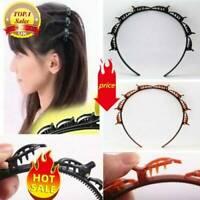 Double Bangs Hairstyle Hair Clip Bangs Hair Clip Hair Band