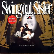 Swing Out Sister LP It's Better To Travel - Holland (EX/M)