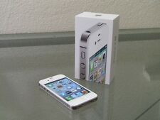 New Apple iPhone 4S 64GB Factory Unlocked White Smartphone