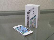New Apple iPhone 4S 64GB Factory Unlocked White Smartphone