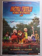 MOTU PATLU KING OF KINGS  ORIGINAL US MOVIE POSTER /  SIZE- 27X 37 INCH / 2016