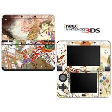 Vinyl Skin Decal Cover for Nintendo New 3DS - Okamiden Wolf Dog