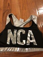 Nwot Varsity Spirit Cheer Nca Practice Wear Top/sports Bra/adult Small
