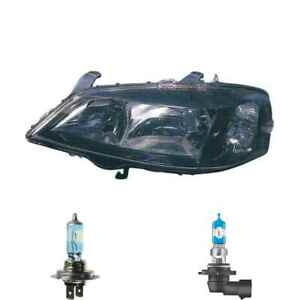 Halogen Headlight Right H7 For Opel Astra G Cc Cabriolet Caravan Incl Lamps