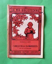 L'anello della zia Margherita - R. Zeno - Ed. Carabba - La Mia Bibliotechina