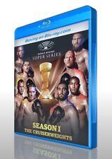 WBSS Season I: The Cruiserweights on Blu-ray [2 discs]