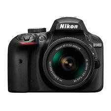 Camara digital reflex Nikon D3400 negro