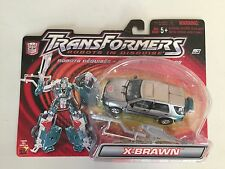 Transformers RID 2001  X-Brawn MOSC complete robot in disguise hasbro