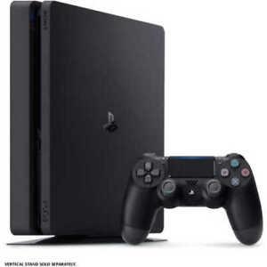 PlayStation 4 500GB Slim Console - Jet Black