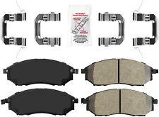 Disc Brake Pad Set-X Front Autopartsource PRM888