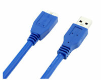 USB 3.0 Cord Cable For SEAGATE Backup Plus Slim Portable External Hard Drive HDD