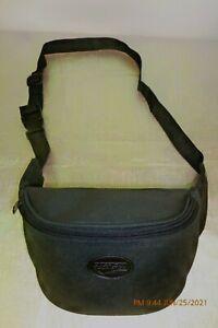 "Mint AMERICAN TOURISTER Unisex Black FANNY PACK Waist Pouch Belt Bag Fits to 42"""