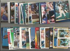 Andre Dawson 50 Card Lot  - Hall of Fame - Expos, Cubs, Red Sox