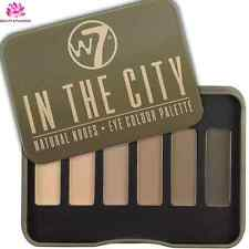 PALETTE  FARDS OMBRES A PAUPIÈRES W7 IN THE CITY NATURAL NUDES  MAQUILLAGE NEUF