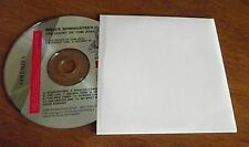 """BRUCE SPRINGSTEEN """"THE GHOST OF TOM JOAD """" CD  Promo  12 titres"""