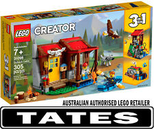 LEGO 31098 Outback Cabin CREATOR from Tates Toyworld
