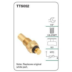 Tridon Engine Temp Switch TTS052 fits Nissan Pulsar 1.6 i (N13), 1.6L (N13), ...