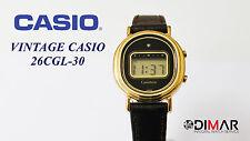 VINTAGE CASIOTRON CASIO 26CGL-30 QW.26 JAPAN WR. AÑO 1977 -LADY-