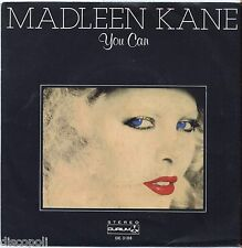 """MADLEEN KANE - You can - VINYL 7"""" 45 ITALY 1981 NEAR MINT/VG+ CONDITION"""