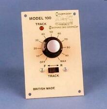 Gaugemaster - 100 - Single Track Panel Mount Controller