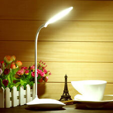 Portable Rechargeable Touch Sensor Cordless Led Desk Table Light Dimmable Lamp f