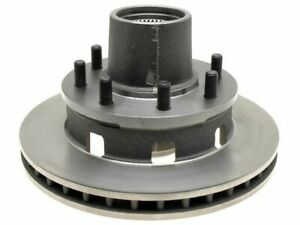 For 1987 Chevrolet V20 Brake Rotor and Hub Assembly Front Raybestos 51785HR