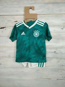 Germany Jersey Form Kit Shorts 2018 2019 Away Kids Boys 2-3 y Adidas BR7840