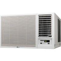LG LW1216HR 12,000 BTU Cooling & 11,200 BTU Heat Window Air Conditioner Remote